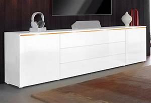 Tv Board 200 Cm : borchardt m bel xxl lowboard breite 200 cm kaufen otto ~ Whattoseeinmadrid.com Haus und Dekorationen