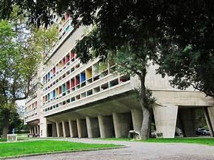 Le Corbusier Cité Radieuse Interieur : peintre vers le centre ~ Melissatoandfro.com Idées de Décoration