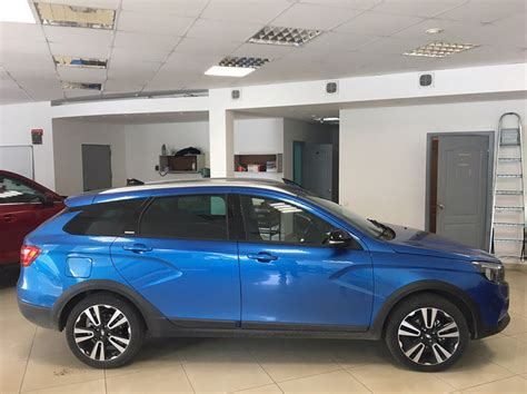 lada vesta sw cross deutschland lada vesta sw cross exclusive первые подробности