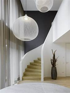 Lampen Für Treppenhaus : moderne schicke treppen beleuchtung ~ Markanthonyermac.com Haus und Dekorationen