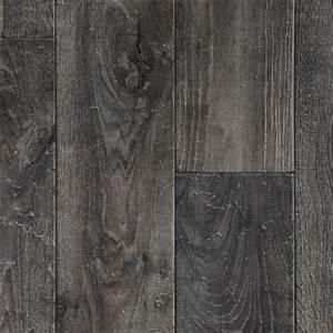 Pvc Boden 5m : gerflor primetex concept factory anthracite pvc boden holzoptik anthrazit gerflor primetex ~ Frokenaadalensverden.com Haus und Dekorationen