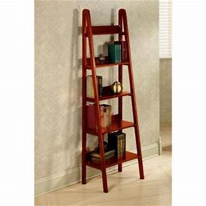 dream job for woodworker: woodworking plans ladder shelf