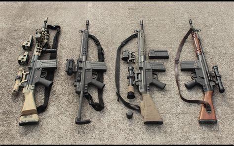 heckler koch  assault rifle hd wallpapers background images wallpaper abyss