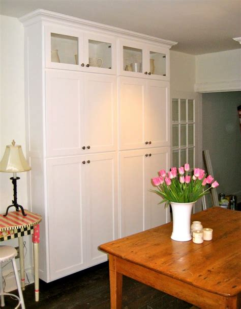 stand alone kitchen cabinets stand alone pantry cabinets my pantry i wanted a decent