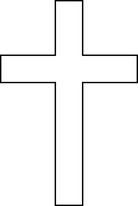 White Cross Background Cross With Transparent Background Clipart Clipart Suggest