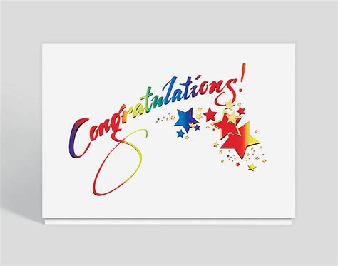 Collection by peg knueve • last updated 13 days ago. Sparkling Congratulations Card, 300041 - Business Christmas Cards