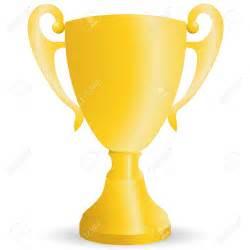 Gold Trophy Cup Clip Art
