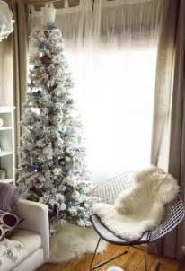 Downswept Christmas Tree Uk by 1000 Images About Flocked Artificial Christmas Trees On