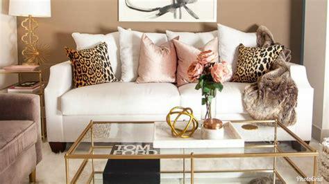 Luxury Glam Home Decor Ideas