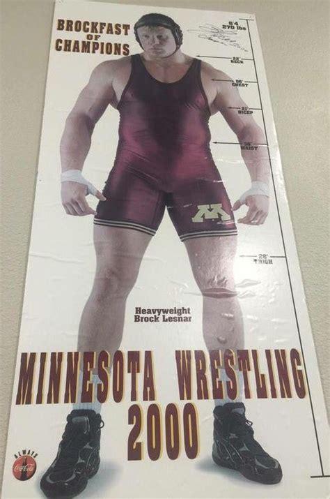 college wrestling   hwt     brock lesnar