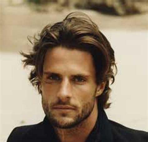mens medium length hairstyles ideas  pinterest