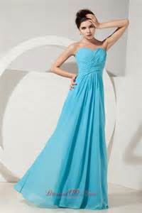 aqua blue bridesmaid dresses aqua blue empire gather bridesmaid dress sweetheart ruch discount prom dresses