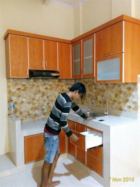 membuat lemari dapur sendiri desainrumahidcom
