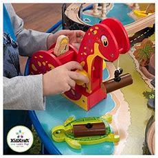 Kidkraft Dinosaur Train Set And Table New $28683