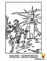 Coloring Pages Rag Paul Revere Doll Toy Mexican Printable Flag Simple Mexico Colouring Popular Worksheets Coloringhome sketch template