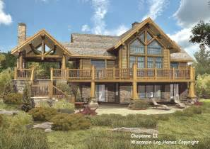 floor plans for log cabins log home floor plans by wisconsin log homes inc