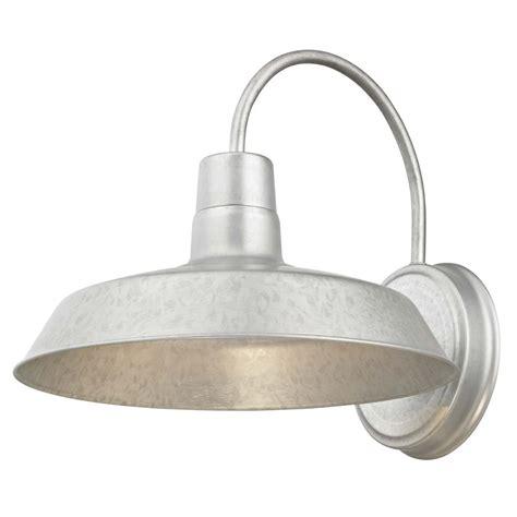design classics lighting barn light galvanized 12 inch wide by design classics
