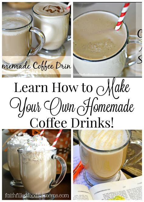 The evidence often seems to conflict and it turns out that source, brewing method and body chemistry all matter. How to Make Espresso at Home and Enjoy Homemade Gourmet Coffee Drinks • Faith Filled Food for Moms