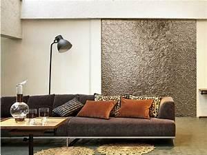 Wandgestaltung Putz Effekt : 29 kreative wohnideen f r moderne wandgestaltung ~ Eleganceandgraceweddings.com Haus und Dekorationen