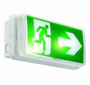 KAUFEL Bloc autonome éclairage sécurité évacuation BAES AUTO PRIMO+ 60 225220 Outiz