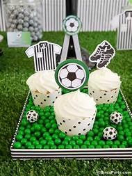 Soccer Birthday Party Decoration Ideas