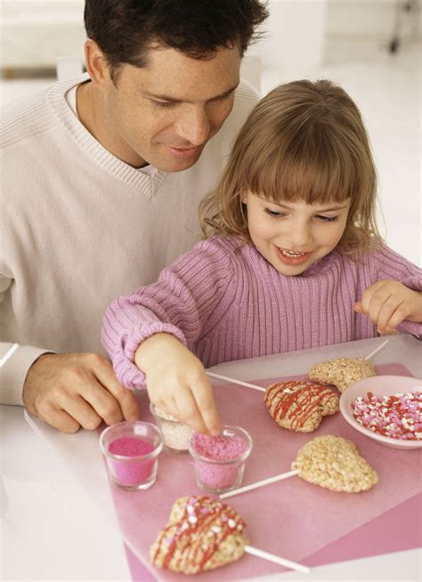 valentines day activities  fathers  daughters