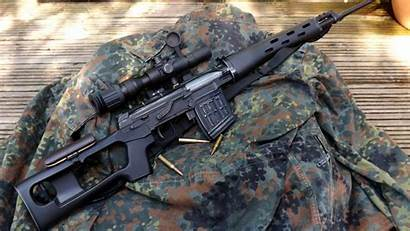 Dragunov Sniper Rifle Camouflage Sight Wallpapers Jacket