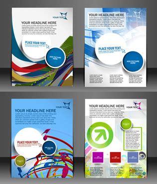 Adobe Illustrator Brochure Templates Free by Free Adobe Illustrator Template Flyer V And