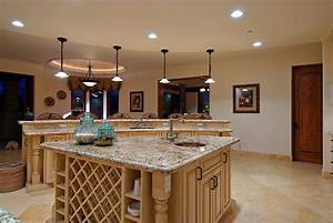 Kitchen island pendant lighting design : Short mini pendant lights over kitchen island for low ceiling