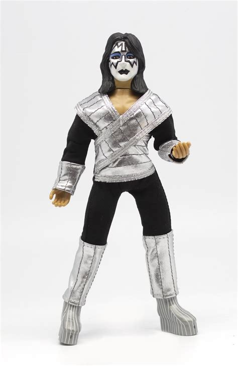 icons kiss ace frehley  action figure  spaceman