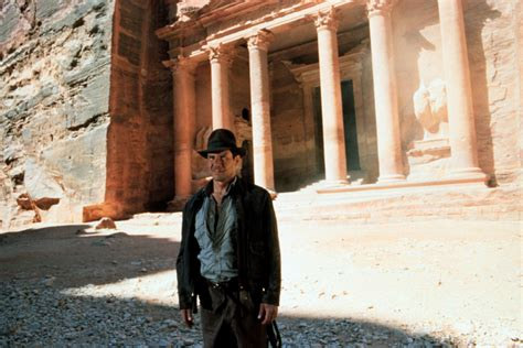 The Lost City Featured In An Indiana Jones Film Is