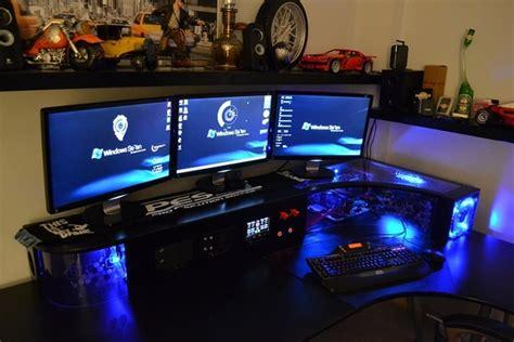 bureau gamers bureau pour gamer diy gamerstuff fr