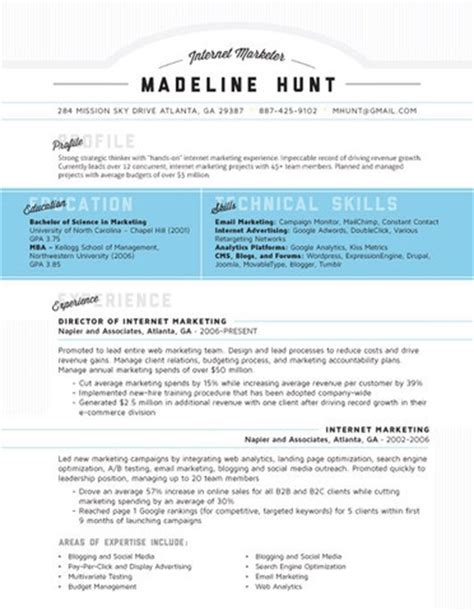 Creative Looking Resumes by How To Make A Creative Looking Resume Flexjobs