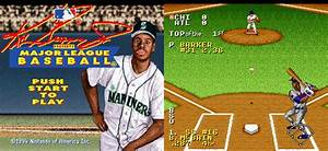 Take 2 My Love For Ken Griffey Jr And The Video Game The