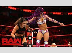 Sasha Banks vs Sonya Deville Raw, March 12, 2018 YouTube