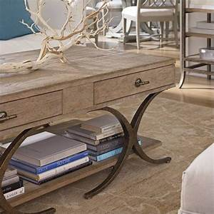 stanley coastal living resort windward dune cocktail table With dune coffee table
