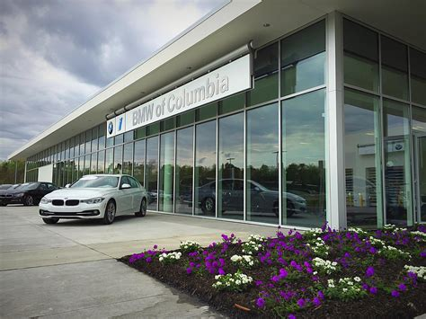 Bmw Of Columbia  Columbia, Sc  Business Directory