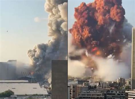 Malaysians in Lebanon safe from Beirut blast: embassy ...