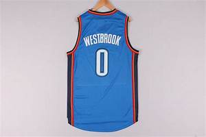 westbrook 0 oklahoma city rev 30 free shipping basketball With jersey embroidery letters