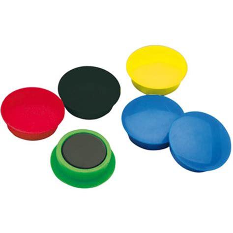 fourniture bureau lyon 10 aimants 15 mm coloris assortis accessoires tableau