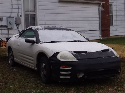 2004 Mitsubishi Eclipse For Sale by 2004 Mitsubishi Eclipse Spyder By Owner In Gettysburg Oh