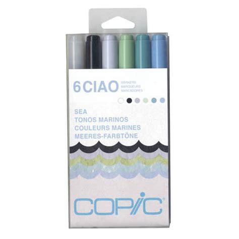copic ciao colour kits cavalier art supplies