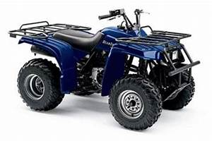 Yamaha Yfm 250 Beartracker 1998-2005 Repair Service Manual