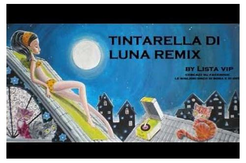 tintarella di luna remix download