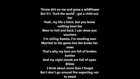 lyrics lil wayne