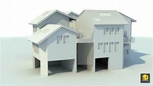 Logiciel 3d Maison : logiciel modelisation 3d batiment ~ Premium-room.com Idées de Décoration
