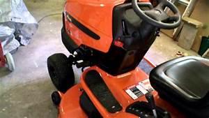 Craftsman Model 917273140 Lawn Tractor Genuine Parts Wiring Diagram
