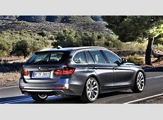 BMW 3 Series Touring Gets New Petrol Engines in March