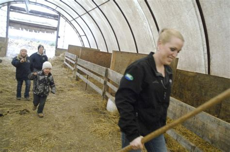 boot barn bismarck farm teaches community about farming mandan