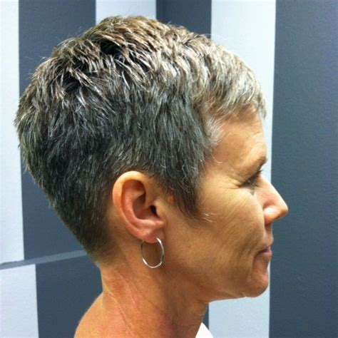 Pixie Hairstyles For Grey Hair by Image Result For Pixie Hairstyle For Grey Hair Haircut